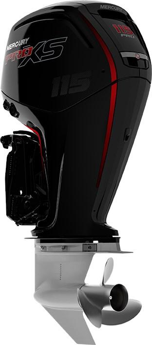 2022 Mercury 115EXLPT Pro XS Command Thrust Photo 3 sur 8