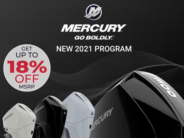 2021 Mercury 225XXL V-6 4-Stroke DTS Cold Fusion Photo 1 of 17