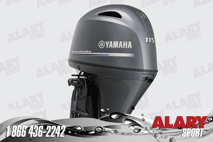 2020 Yamaha 115HP Photo 1 sur 2