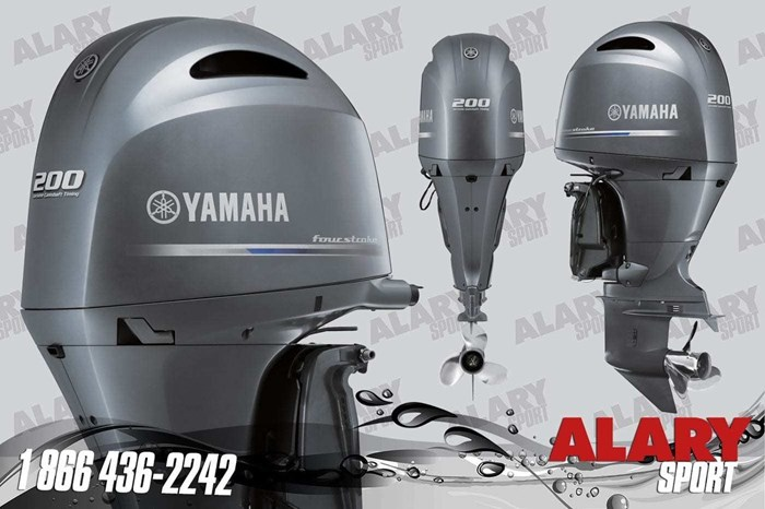 2020 Yamaha 200HP Photo 1 of 2