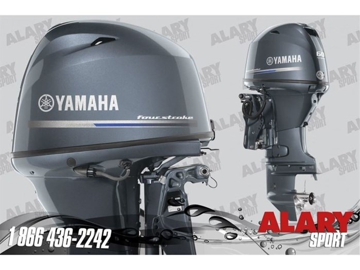 2020 Yamaha 60 HP 60HP Photo 1 sur 2