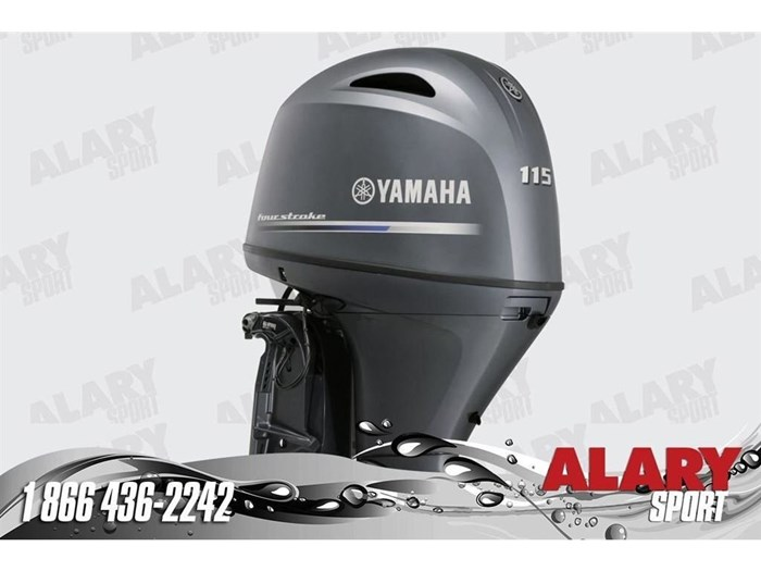 2020 Yamaha 20PO. 115 HP 115HP Photo 1 sur 2
