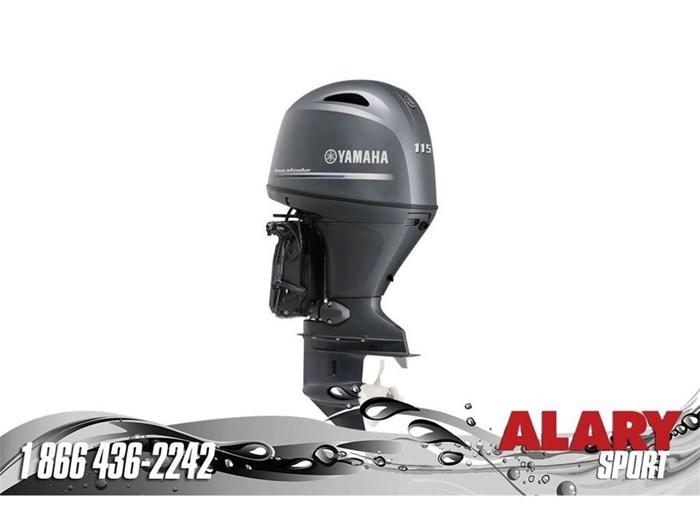 2020 Yamaha 20PO. 115 HP 115HP Photo 2 sur 2