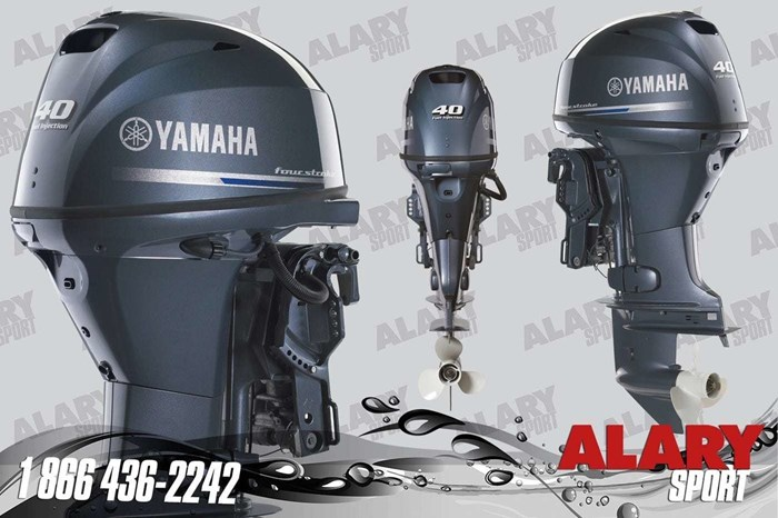 2020 Yamaha 40 HP 40HP Photo 1 sur 2