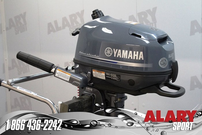 2020 Yamaha 4 HP 4HP Photo 1 of 9