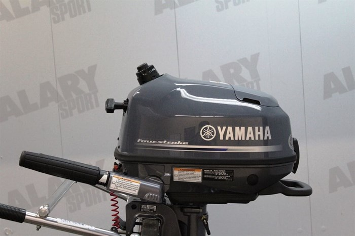 2020 Yamaha 4 HP 4HP Photo 2 of 9