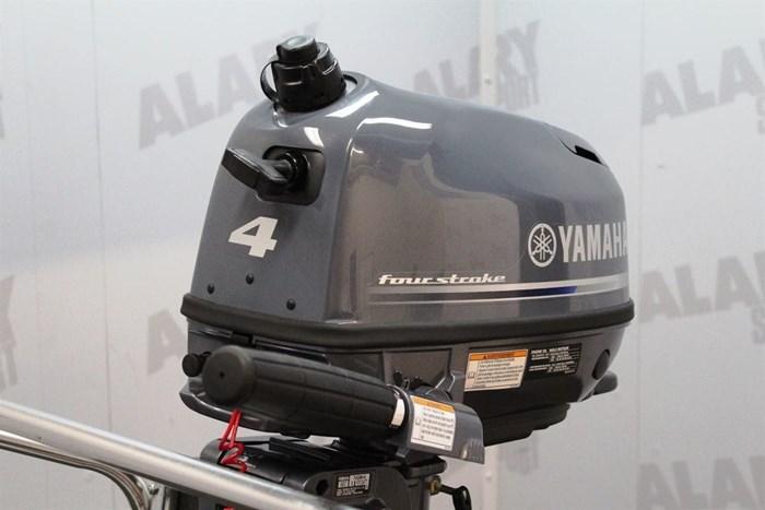 2020 Yamaha 4 HP 4HP Photo 3 of 9