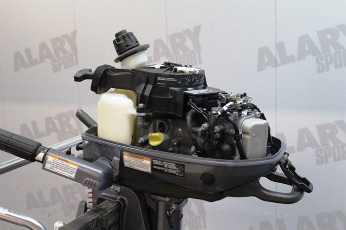 2020 Yamaha 4 HP 4HP Photo 6 of 9