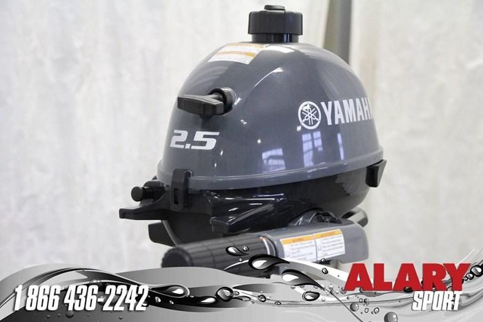 2020 Yamaha F2.5HP Photo 1 sur 7