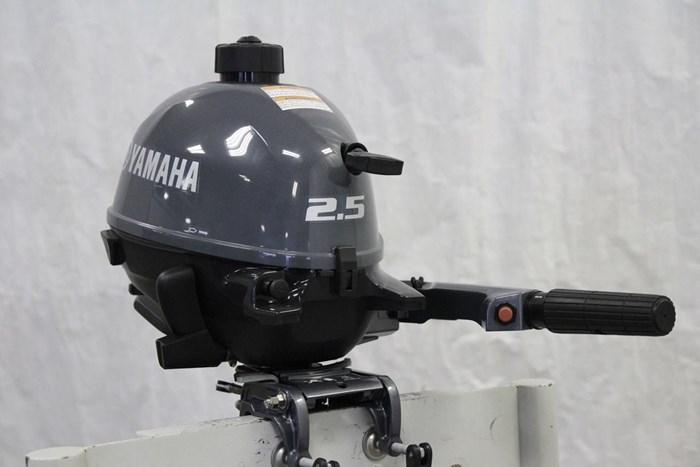 2020 Yamaha F2.5HP Photo 2 sur 7