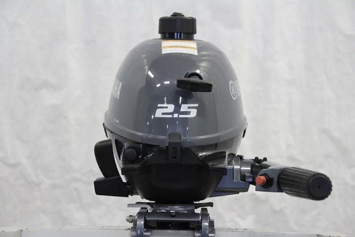2020 Yamaha F2.5HP Photo 3 sur 7