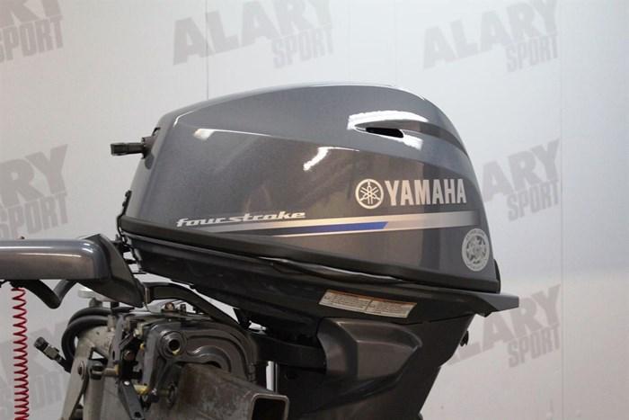 2020 Yamaha 25 HP 25HP Photo 3 of 7