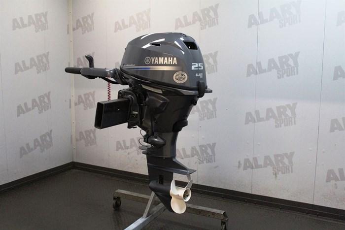 2020 Yamaha 25 HP 25HP Photo 4 of 7