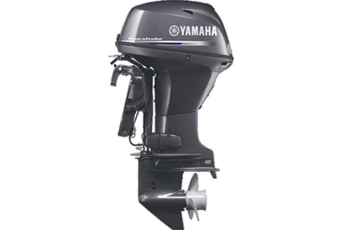 2020 Yamaha T25 HP HIGH THRUST Photo 2 of 2