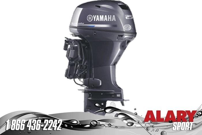 2020 Yamaha T25 HP HIGH THRUST Photo 1 sur 3