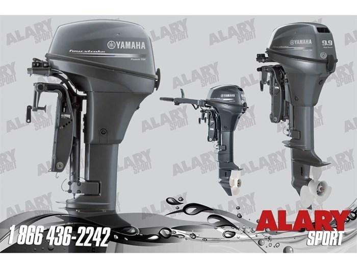 2020 Yamaha Moteur hors-bord YAMAHA 9.9 HP HIGH THRUST Photo 1 of 3