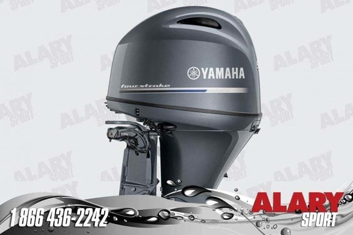 2020 Yamaha 90HP Photo 1 of 3