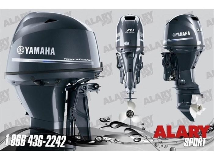 2020 Yamaha 70 HP 70HP Photo 1 of 3
