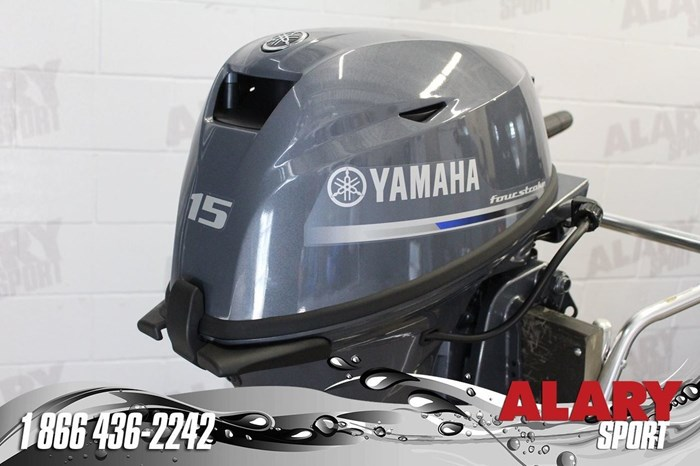 2020 Yamaha 15 HP 15HP Photo 1 of 3