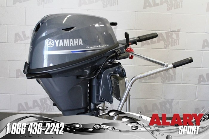 2020 Yamaha 15 HP 15HP Photo 2 of 3