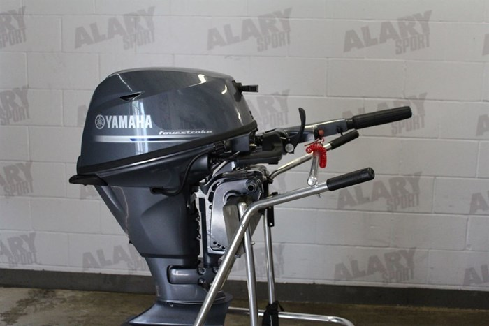 2020 Yamaha 15 HP 15HP Photo 3 of 3