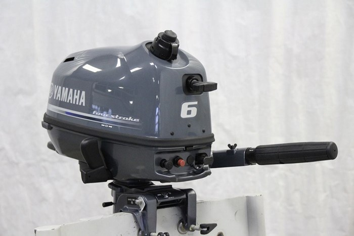 2020 Yamaha 6HP Photo 2 of 7