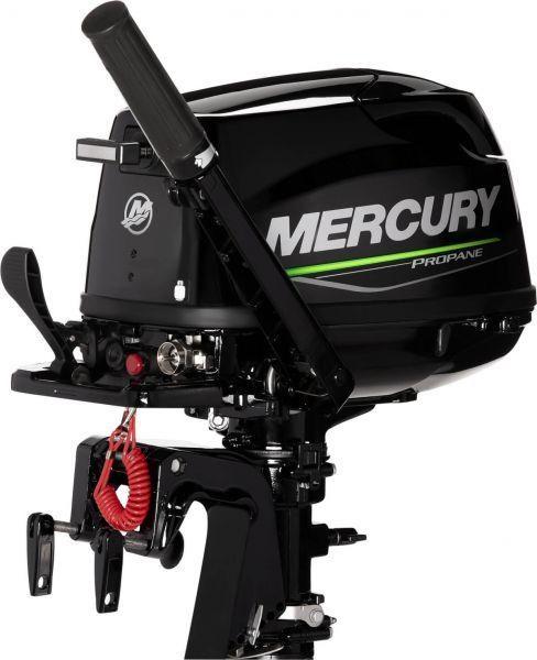 2022 Mercury 5MH Propane 4-Stroke Photo 4 of 7