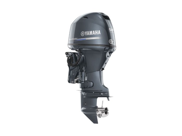 2020 Yamaha F50LHB, Tiller Handle Photo 1 of 1