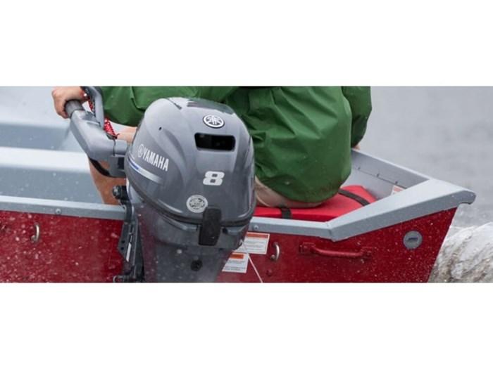 2020 Yamaha F8SMH, Instant Rebates Available Photo 1 of 1