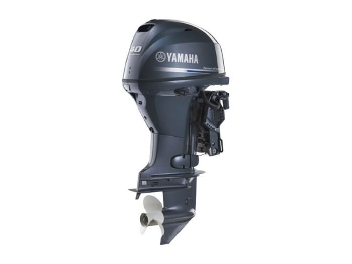2019 Yamaha 40 4-Stroke F40LEHA Photo 1 of 1