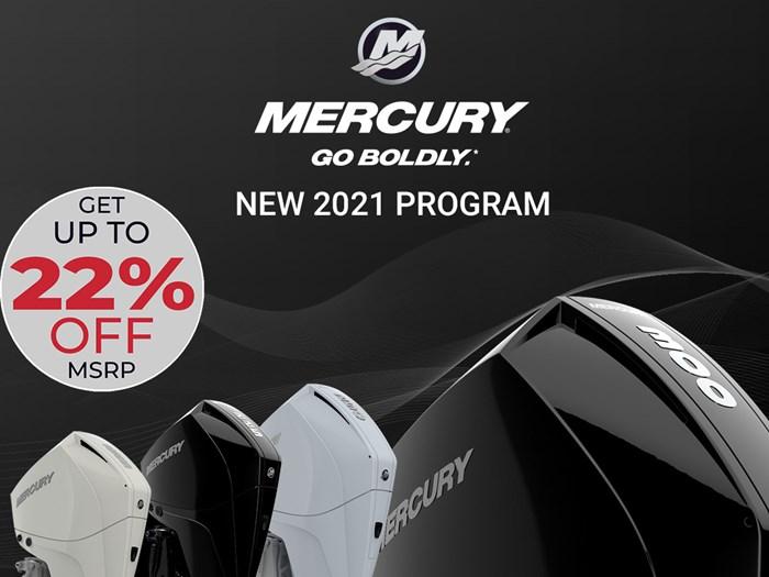 2021 Mercury 250CXL V-8 4-Stroke DTS Photo 1 of 28