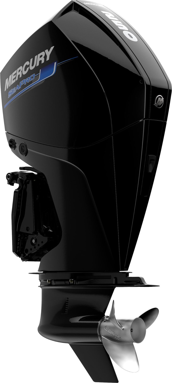 2022 Mercury 300XL V-8 4-Stroke SeaPro Commercial Photo 8 sur 20