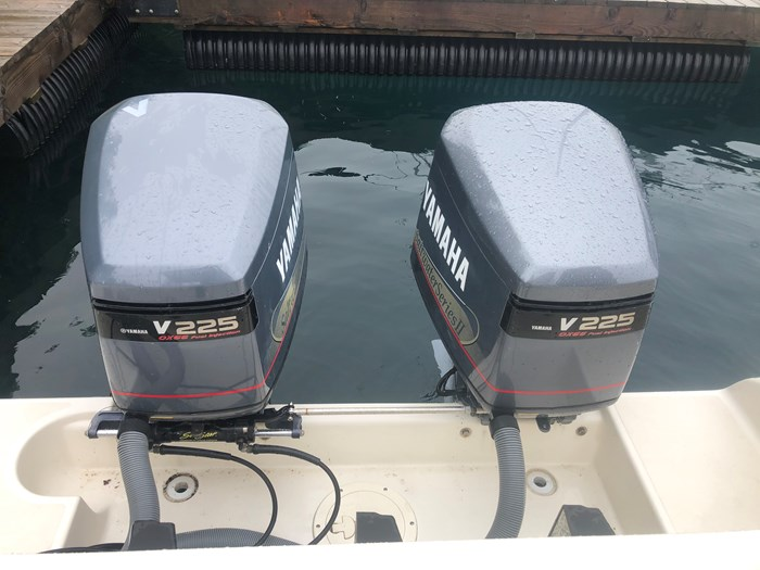 2000 Yamaha 225 ox66 (pair) Photo 2 of 8
