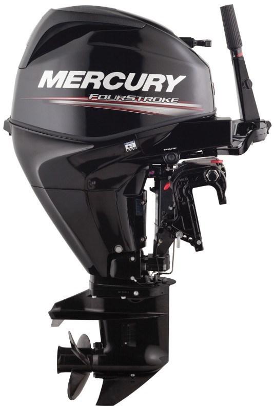 2022 Mercury 25ELHPT EFI 4-Stroke Photo 7 sur 8