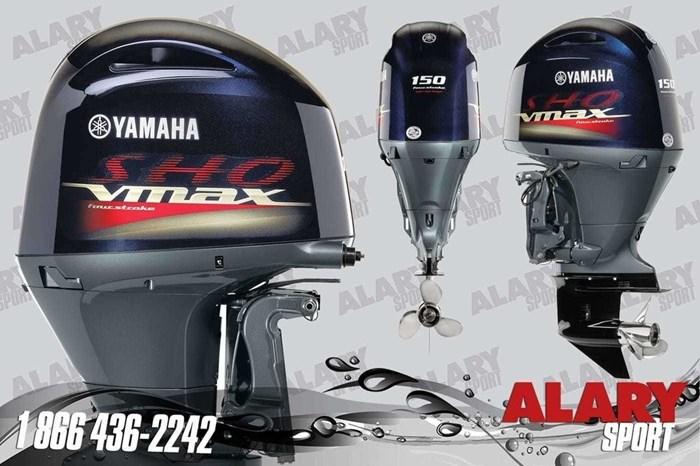 2020 Yamaha 25PO. 150 HP 150HP Photo 1 of 2