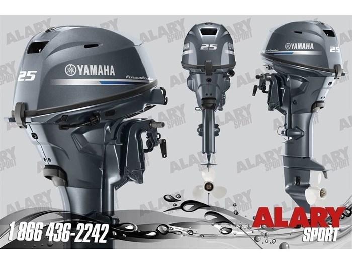2020 Yamaha T25 HP HIGH THRUST Photo 1 of 3
