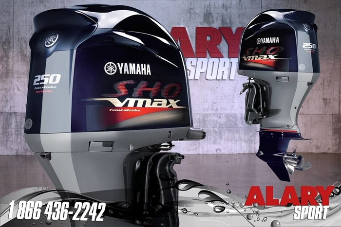 2020 Yamaha 250HP Photo 1 of 2