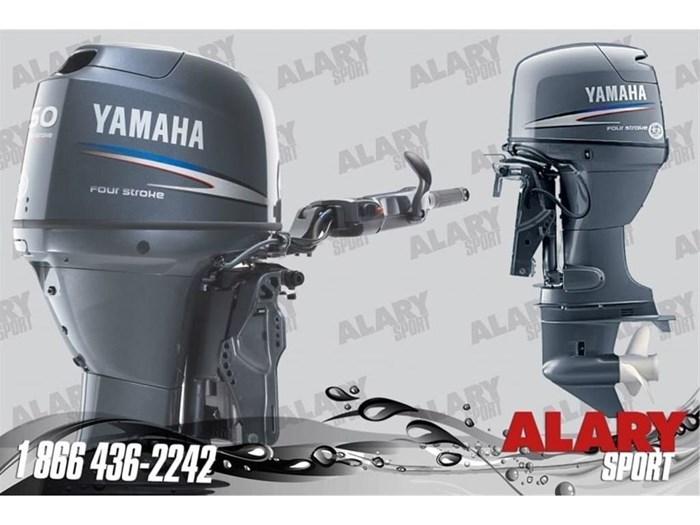 2020 Yamaha 50HP Photo 1 of 2