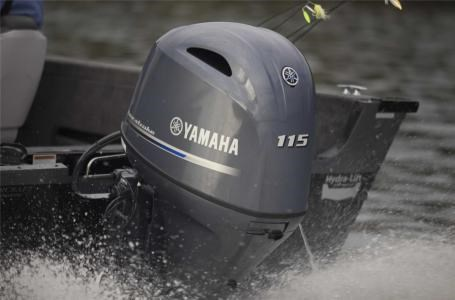 2020 Yamaha F115LB Photo 5 of 6