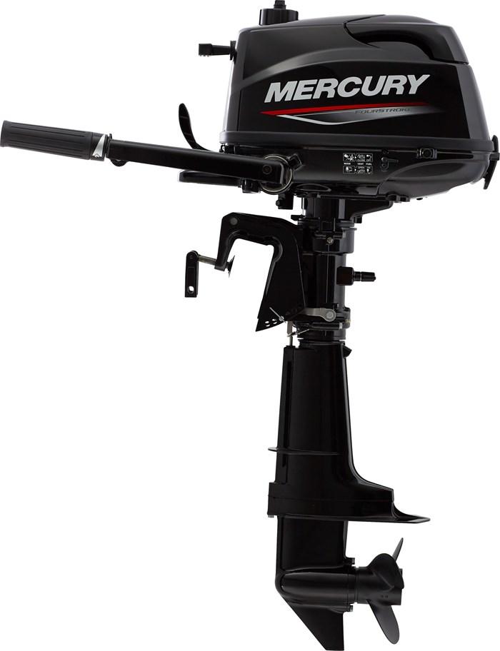 2021 Mercury 6 MH 4-Stroke Photo 2 of 3