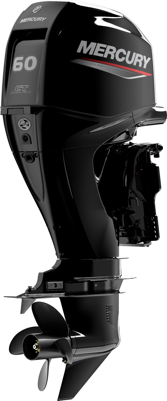 2021 Mercury 60 ELPT CT EFI 4-Stroke Photo 3 of 4