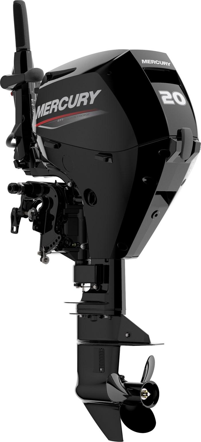 2021 Mercury 20 MLH EFI 4-Stroke Photo 1 of 3