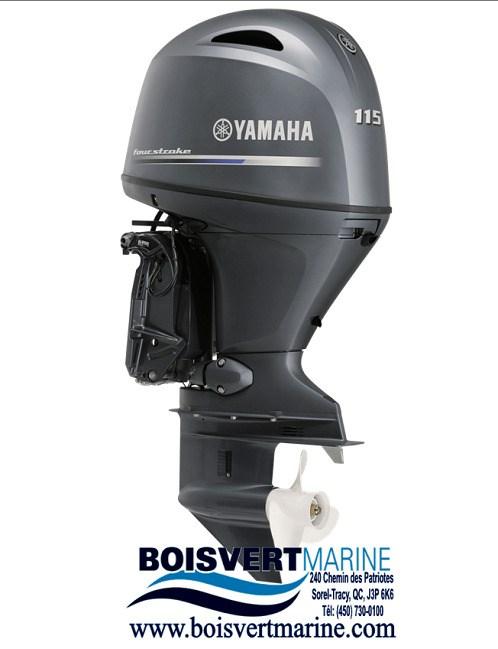 2020 Yamaha F115XB Photo 1 of 3