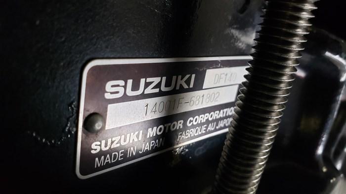 2006 Suzuki DF140TX Photo 6 of 14