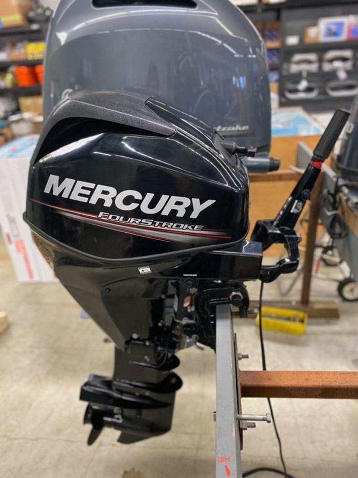 2017 Mercury Fourstroke 25 HP EFI Photo 2 sur 3