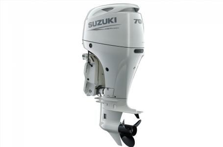 2021 Suzuki DF70ATLW Photo 3 of 4