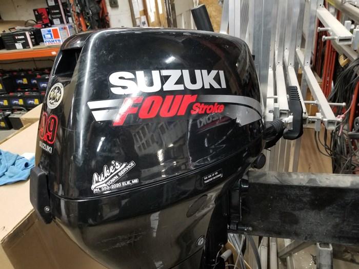 2008 Suzuki DF9.9T Photo 5 of 7