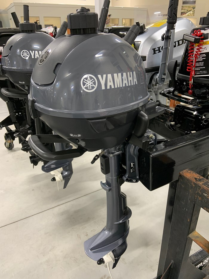 2016 Yamaha F2.5 Photo 1 of 1