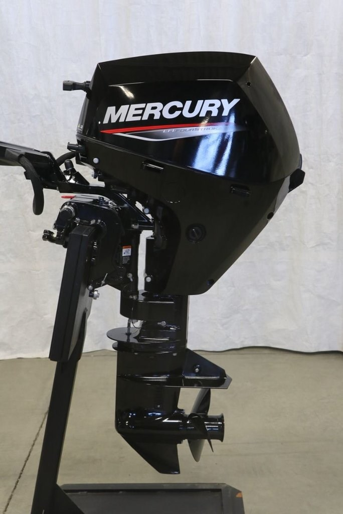 2021 Mercury F15 EFI Photo 5 of 11