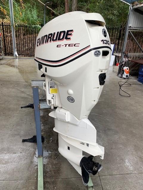 2014 Evinrude BRP E Tec 130 Remote Photo 1 of 1